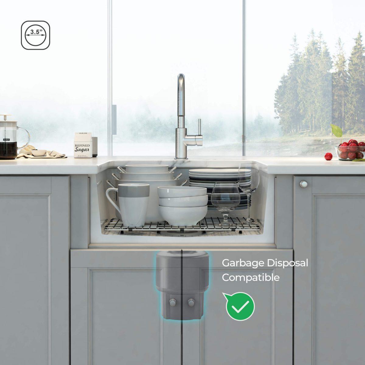 kitchen sink strainer