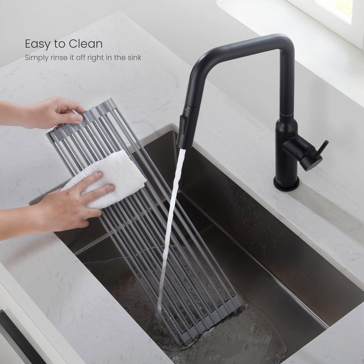 drain try